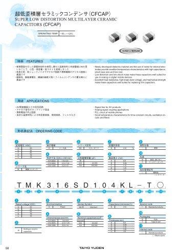 T M K 3 1 6 S D 1 0 4 K L_T Z - Pucko Elektronik GmbH