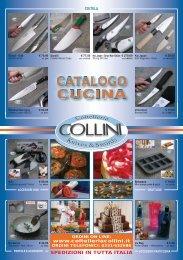 Catalogo Cucina - Settembre 2010 - A5 - pag sing.indd - Spade
