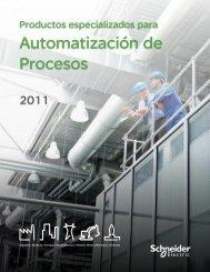 Automatización de Procesos - Schneider Electric