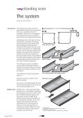 Standing seam - vmzinc uk - Page 6