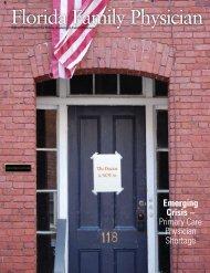2008 Florida Physician Workforce Annual Report - Florida Academy ...