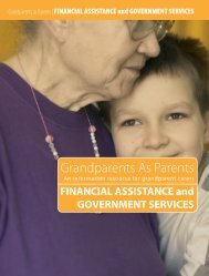 Financial Assistance and Government Services - Working Planet