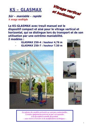 ks glasmax 250 - Ibh-sb.com