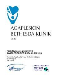 Das aktuelle Fortbildungsprogramm für 2013 kann hier als pdf-Datei ...