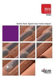 Catalogo Techtile Therm 10 - Tecno Energysun