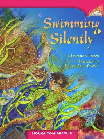 Lesson 4:Swimming Silently