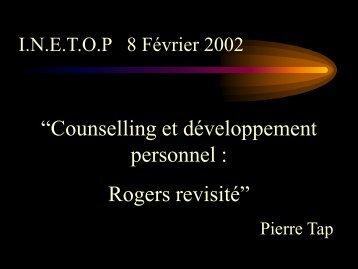 G - Pierre TAP