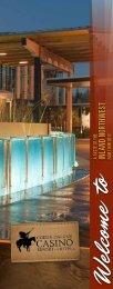 Press Kit - Coeur d' Alene Casino