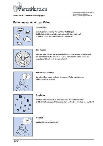 Hinweise zum Einsatz der Arbeitsblätter für ...