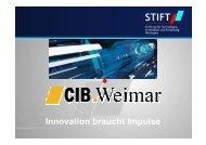 PDF-Dokument herunterladen - CIB.Weimar
