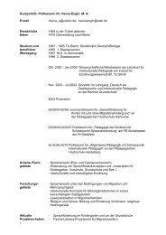 Prof. Dr. Havva Engin - netzwerk-bildung-religion