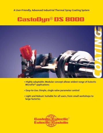 DS 8000.qxd - Castolin Eutectic