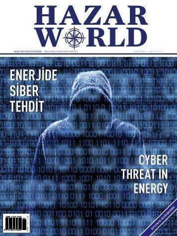 Hazar World - Sayı: 26 - Ocak 2015