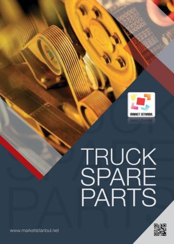 European Truck Bus Trailer Spare Parts