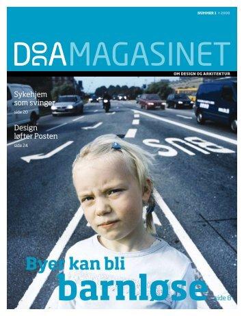 Last ned PDF versjon av Dogamagasinet her! (2 ... - Norsk Designråd