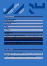 Generelle oplysninger Studie på Aarhus Universitet: MA Cognitive ...