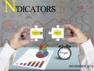 November 2014 NDicators