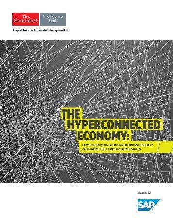 EIU-SAP The Hyperconnected Economy