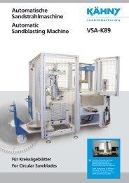 VSA-K89 - Kähny Maschinenbau GmbH
