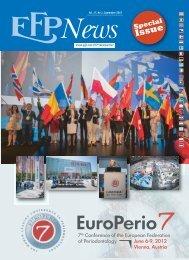 EuroPerio - the European Federation of Periodontology