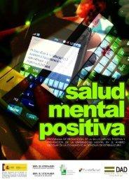 Salud mental positiva - Fundación Igualdad Ciudadana