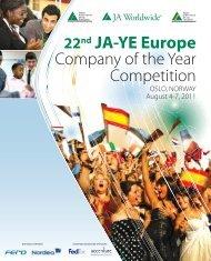 Coy brochure inside corrected - JA-YE EUROPE
