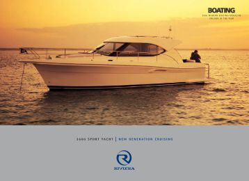 Brochure - Emerald Pacific Yachts