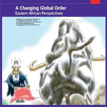 A Changing Global Order Eastern African Perspectives - cuts citee