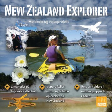 NZ-explorer - Leder