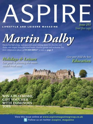 Education - Aspire Magazine