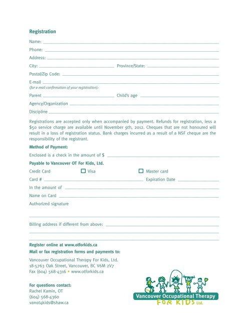Pay Registration Online Ca >> Day 1 Schedule 8 00 8