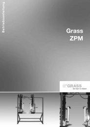 7. arbeiten mit der zpm - Grass