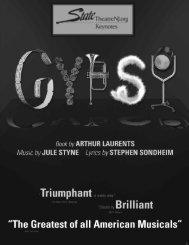 Gypsy - State Theatre