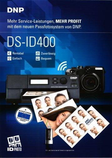 DNP-Passbildsystem - Wolfgang Kimmich Produkte für die ...