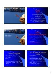 GG6 Behandelprogramma - Kennisplein