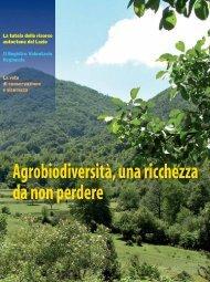 PSR Agrobiodiversità (1.72 MB) - Rete Rurale