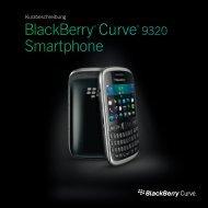 BlackBerry Curve 9320 Smartphone - wireless & mobile