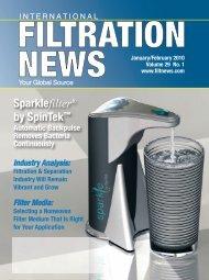 Filter Media - Filtration News