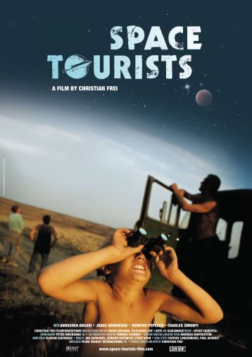 A FILM BY CHRISTIAN FREI - Space Tourists