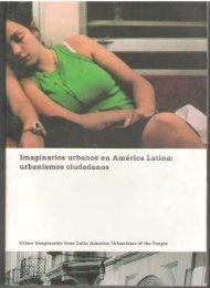 Imaginarios urbanos en América Latina: - DanielHiernaux.Net