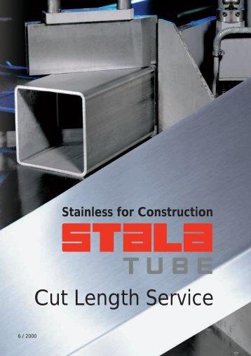 Cut Length Service