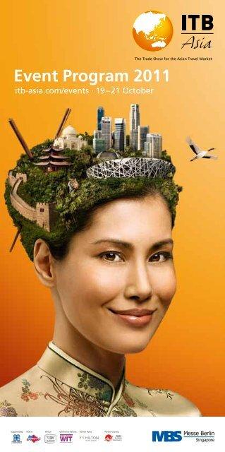 Event Program 2011 - ITB Asia