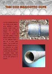 Scarica la scheda tecnica in formato Adobe PDF. - pancera tubi e ...
