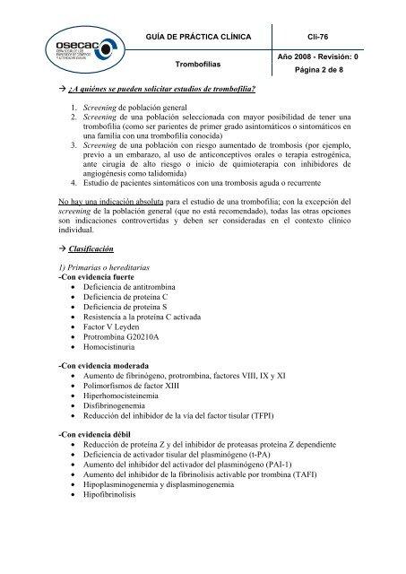 Cli-76- Trombofilias_v0-08.pdf - osecac