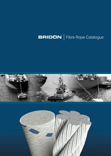 Fibre Rope Catalogue - Bridon