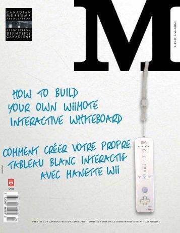 Comment créer votre propre Tableau Blanc Interactif avec ... - Sankoré