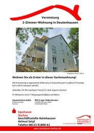 Vermietung 2-Zimmer-Wohnung in Deutenhausen - Sparkasse ...