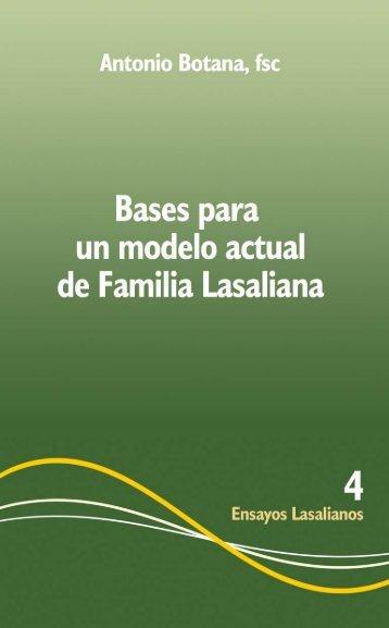 Essais Lasalliens 4_spa:Layout 1.qxd - Hermanos de las Escuelas ...