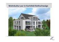 Wohnkultur pur in der Rothschwaige - Sparkasse Dachau