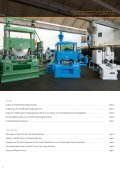 OHLER Kaltkreissägemaschinen OHLER Circular Cold Sawing ... - Seite 2